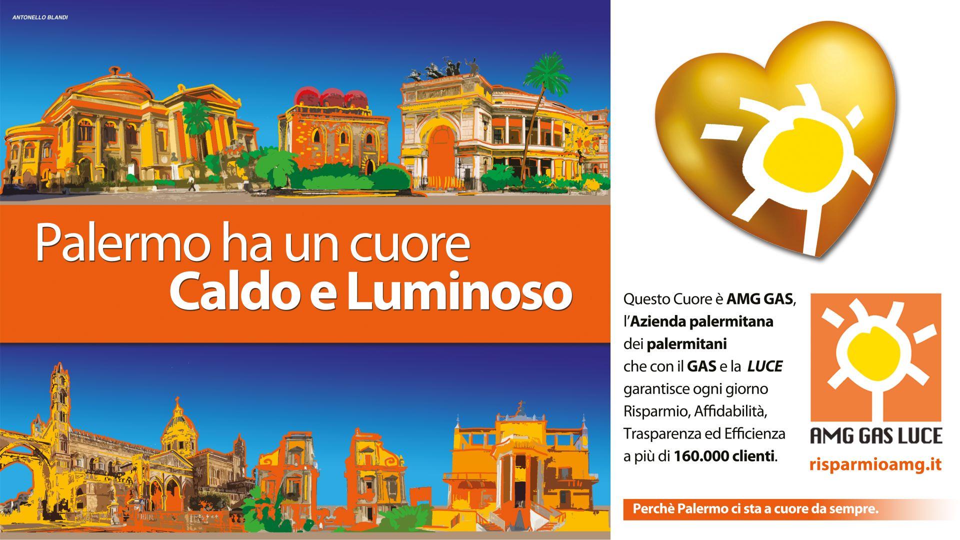 Palermo Ha un cuore Caldo e Luminoso
