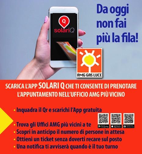 SolariQ - prenota appuntamento